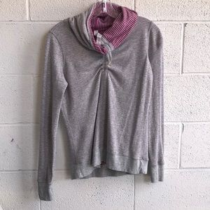 Lululemon grey&pink hoodie sz4 60132